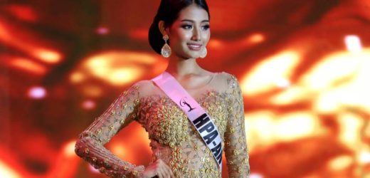 MISS MYANMAR COMES OUT AS GAY AT 2019 MISS UNIVERSE