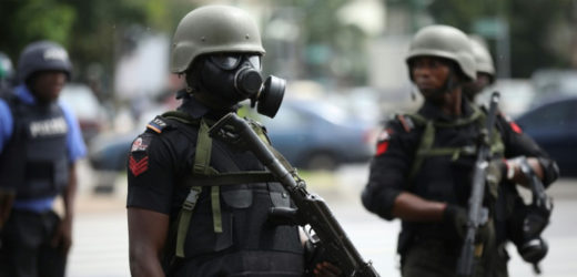 BANKER, 3 OTHERS ARRESTED, ONE KILLED IN ABORTED ABUJA BANK ROBBERY