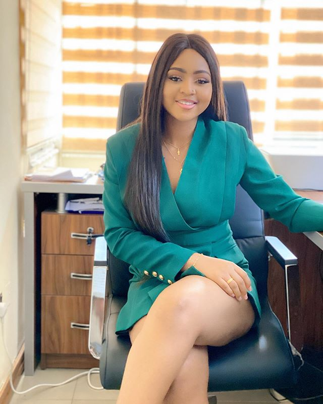 AGE DOESN'T DEFINE YOUR MATURITY – REGINA DANIELS