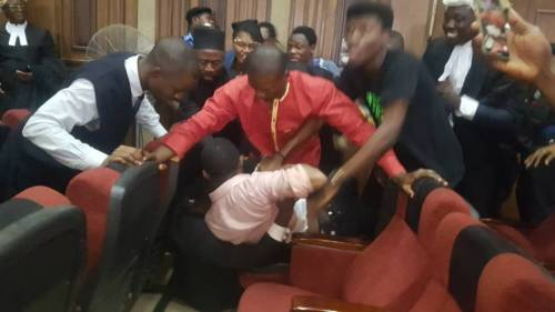 PROMINENT NIGERIANS CONDEMN SOWORE'S REARREST BY DSS