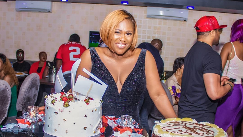 SEE PHOTOS FROM UCHE JOMBO'S 40TH BIRTHDAY PARTY