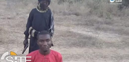 BOY EXECUTE CHRISTIAN HOSTAGE IN BORNO