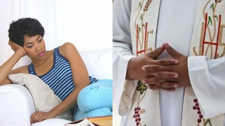 """""""I REALLY WANT TO STOP DATING REVEREND FATHERS BUT THEY'RE GOOD IN BED"""" – CONFUSED LADY SEEKS HELP"""