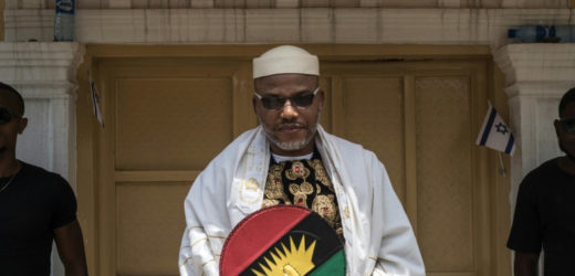 NNAMDI KANU PLANS TO ATTEND HIS PARENTS' BURIAL IN FEBRUARY