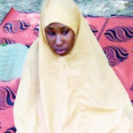 LEAH SHARIBU 'ACCEPTS' ISLAM, GIVES BIRTH TO BABY BOY FOR BOKO HARAM COMMANDER
