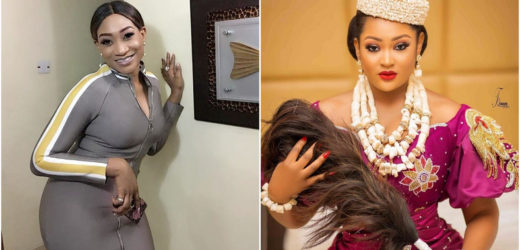 OGE OKOYE AND UCHE ELENDU ACCUSED OF ALLEGEDLY SLEEPING WITH MARRIED MEN [PHOTOS]