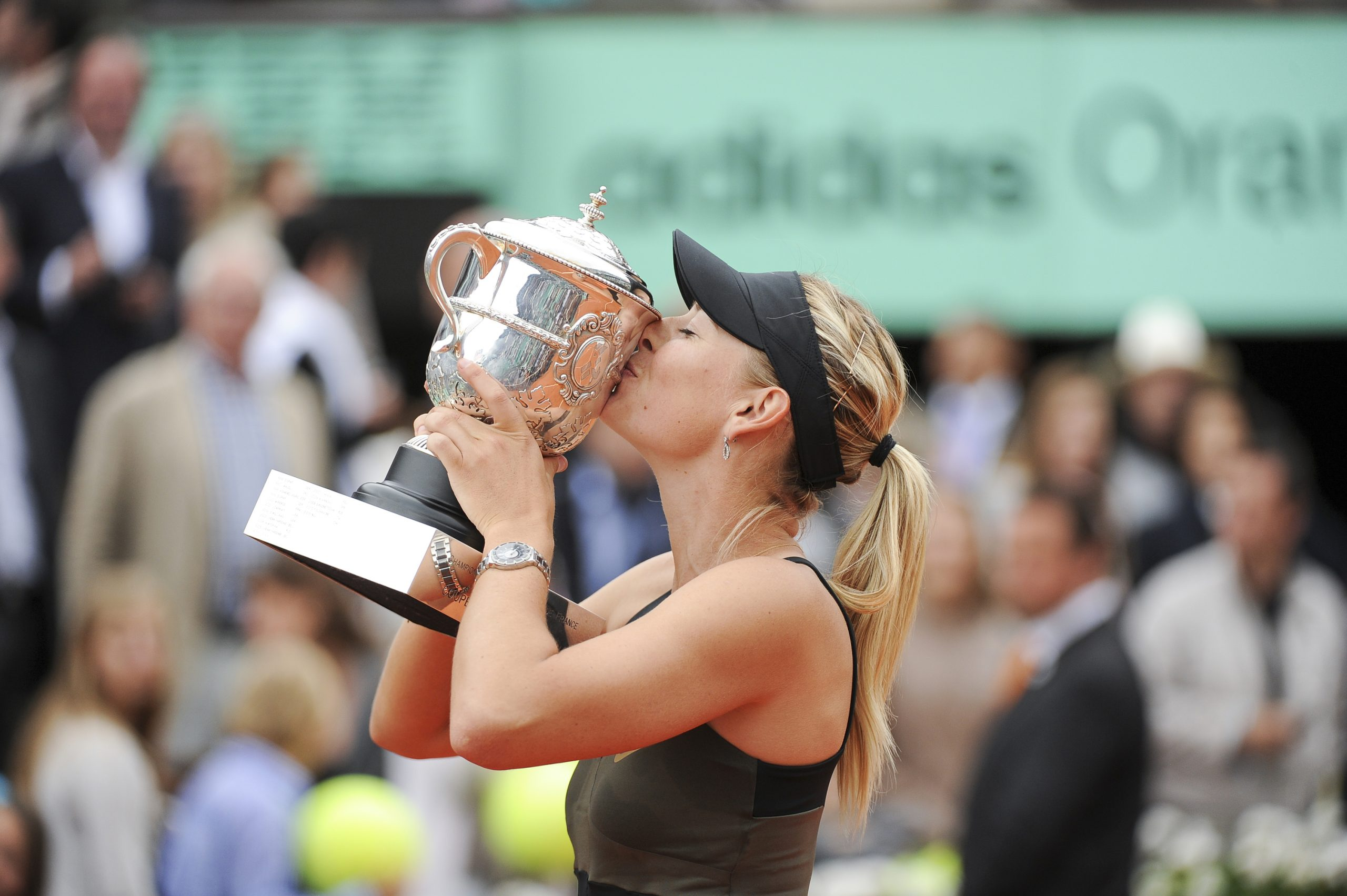 'I'M SAYING GOODBYE' – SHARAPOVA RETIRES AT 32
