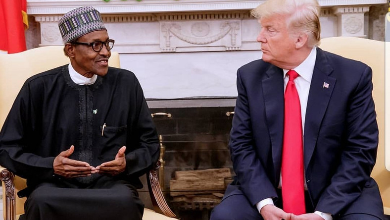 TRUMP OFFICIALLY IMPOSES IMMIGRANT VISA BAN TO KEEP NIGERIANS OUT OF US