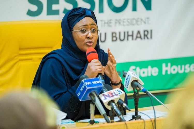 BUHARI'S DAUGHTER GOES INTO SELF-ISOLATION AFTER RETURNING FROM UK