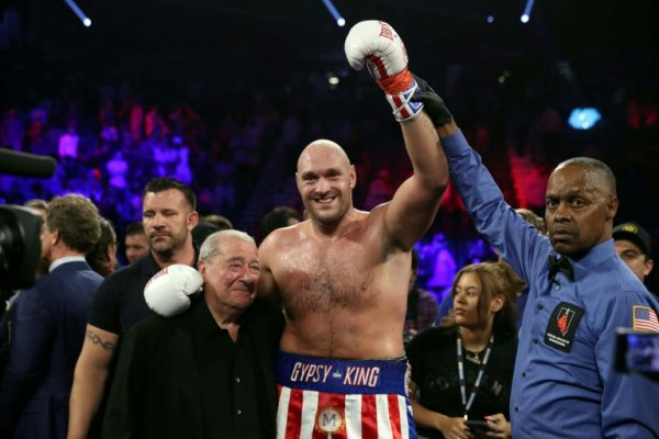TYSON FURY CONFIRMS HE'S RETIRING FROM BOXING
