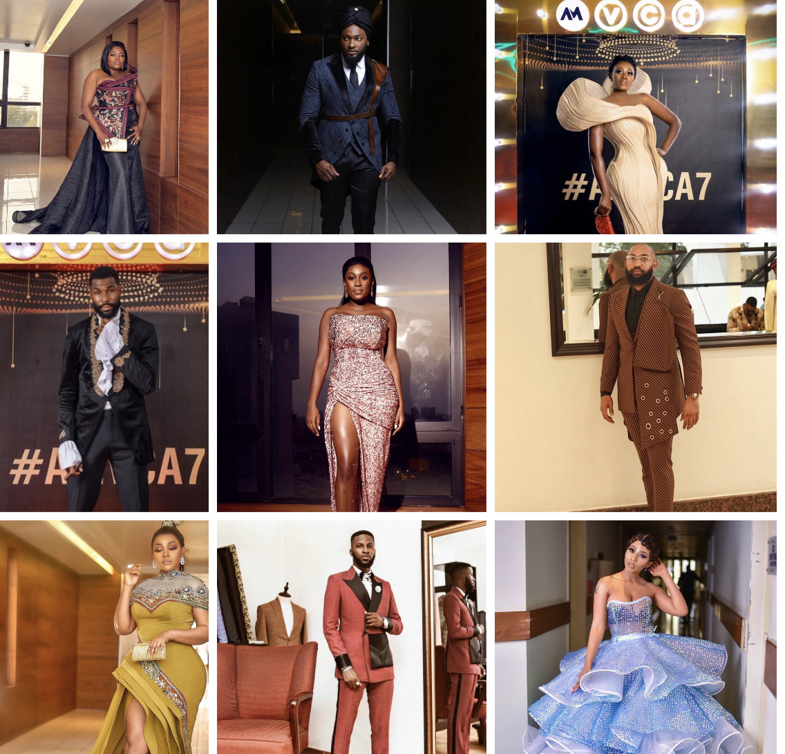 AMVCA: CELEBRITIES WHO MAY HAVE CONTACTED CORONAVIRUS