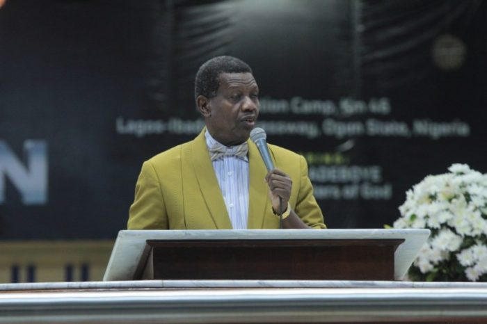CORONAVIRUS: GOD TOLD ME THE WORLD WOULD GO ON COMPULSORY HOLIDAY – ADEBOYE