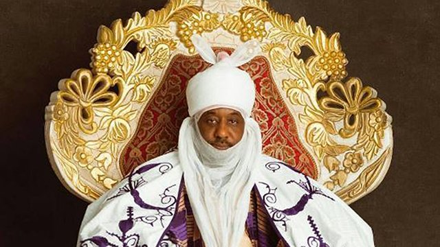 DETHRONED EMIR SANUSI GETS NEW APPOINTMENT