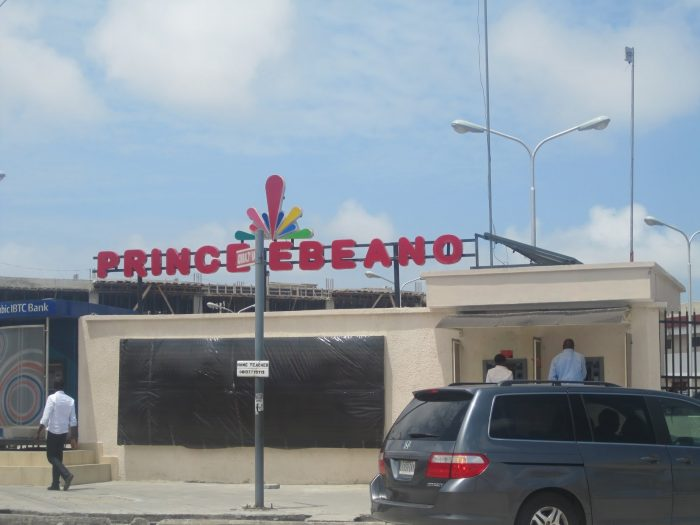 HOW MAN WAS CAUGHT STEALING AT EBEANO SUPERMARKET