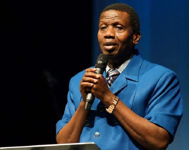 CORONAVIRUS: PASTOR ADEBOYE REVEALS THOSE WHO WILL DIE