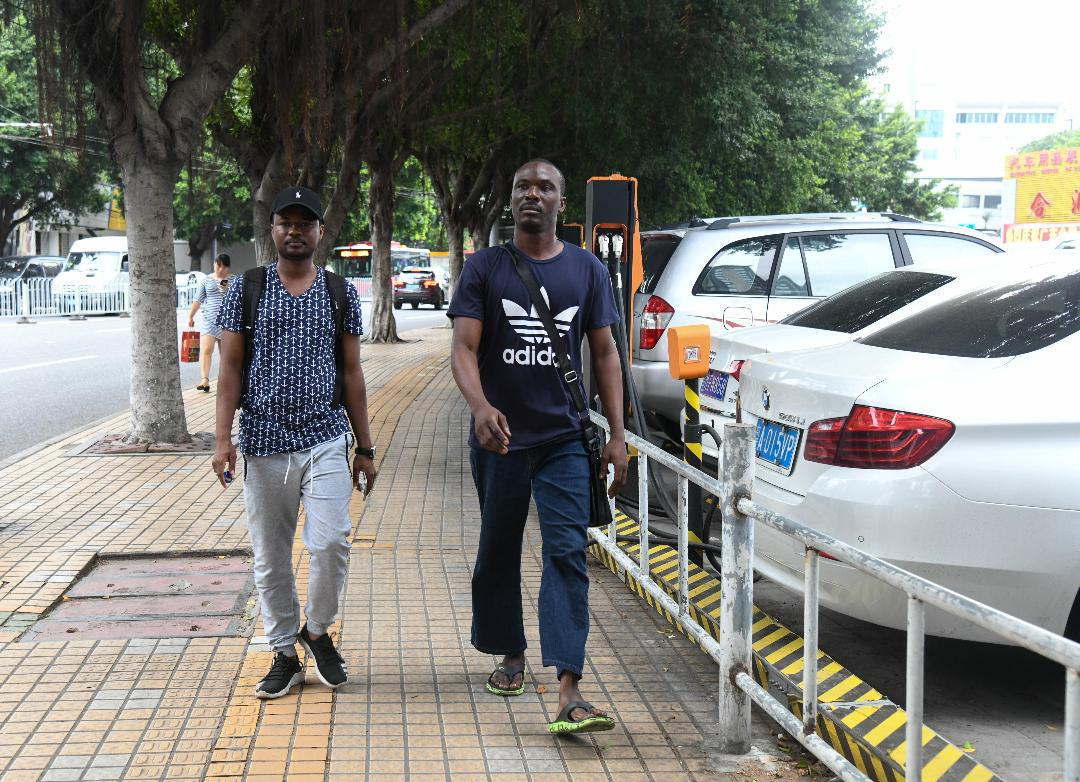 RACISM IN CHINA: AFRICAN AMBASSADORS LODGE FORMAL COMPLAINT