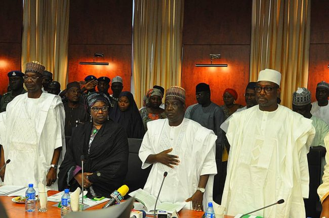 NORTHERN GOVERNORS ASK BUHARI FOR COVID-19 FUND AS GRANTED LAGOS