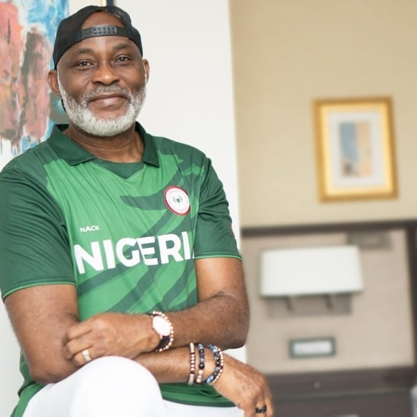 NOLLYWOOD ACTOR RMD TELLS NIGERIAN CUSTOMS TO GIVE OUT SEIZED FOODS