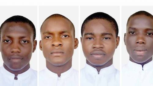 POLICE ARREST KIDNAPPERS OF FOUR KADUNA SEMINARIANS