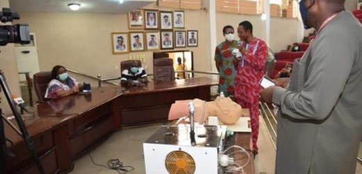 UNIBEN RESEARCHERS DEVELOP VENTILATOR FOR COVID-19 PATIENTS