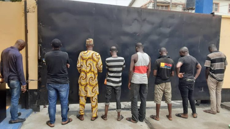 620 LOCKDOWN VIOLATORS ARRESTED IN LAGOS, CHARGED TO COURT