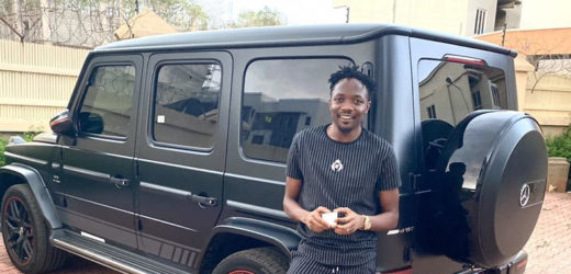 SUPER EAGLES CAPTAIN AHMED MUSA GIVES A SNEAK PEEK OF HIS EXPENSIVE CAR COLLECTION