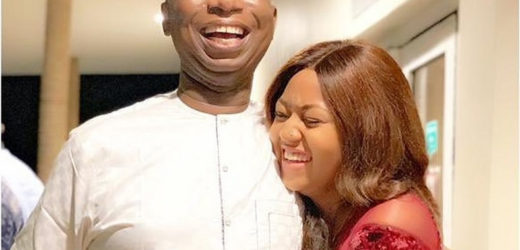 REGINA DANIELS IS EXPECTING 1ST CHILD WITH HUBBY NED NWOKO [PHOTO]