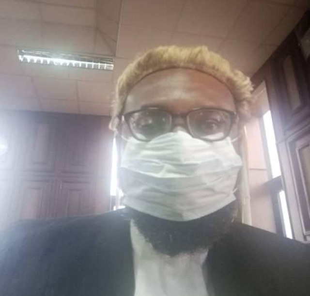 FACE MASKS COMPULSORY IN NIGERIAN COURTS IN NEW RULE