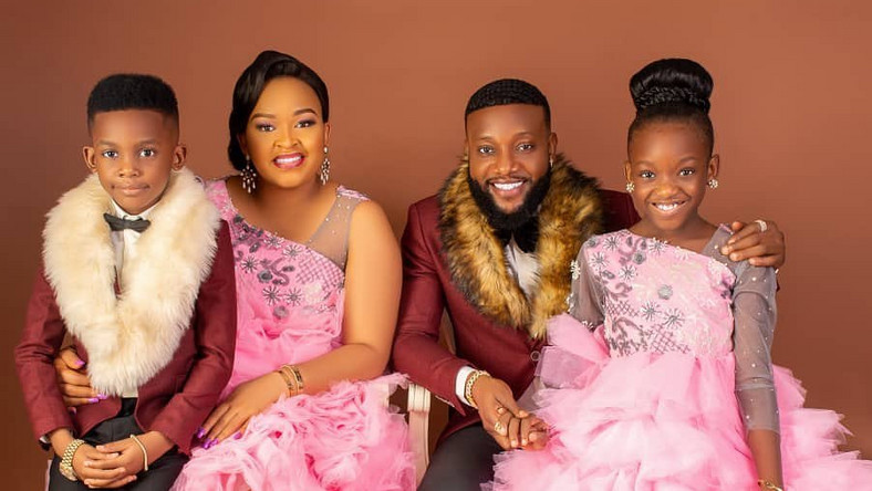 SINGER KCEE WELCOMES BABY BOY WITH WIFE [PHOTO]