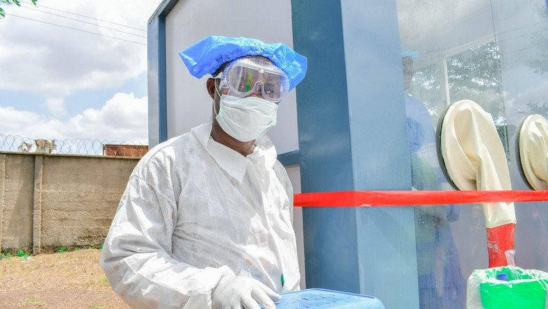 NIGERIA NOW HAS 2,170 CORONAVIRUS CASES AS NCDC ANNOUNCES 238 NEW CASES WITH 10 DEATHS