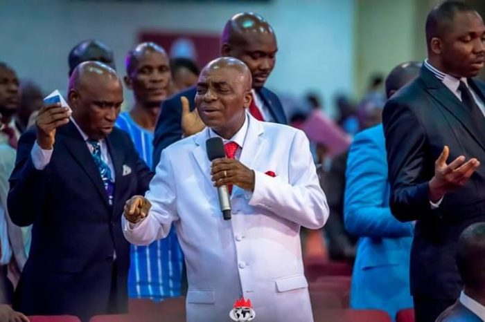 CORONAVIRUS: OYEDEPO REACTS TO MOVE TO RE-OPEN CHURCHES