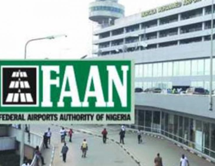 UPROAR AS FAAN INCREASES PASSENGERS' SERVICE CHARGE BY 100 PERCENT