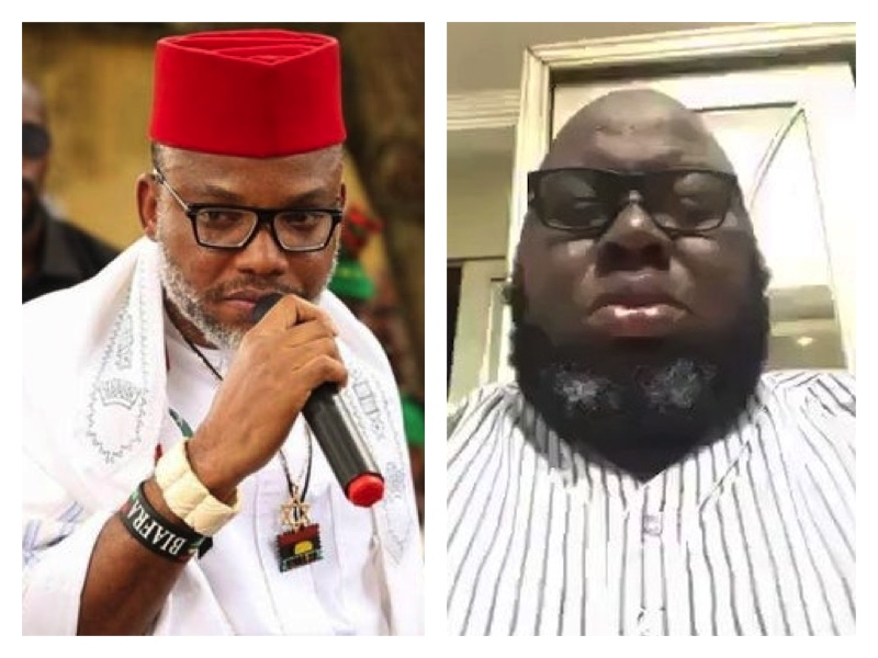 ASARI DOKUBO TO NNAMDI KANU: SWEAR IF YOU HAVE NOT BEEN COLLECTING MONEY FROM GOVERNORS