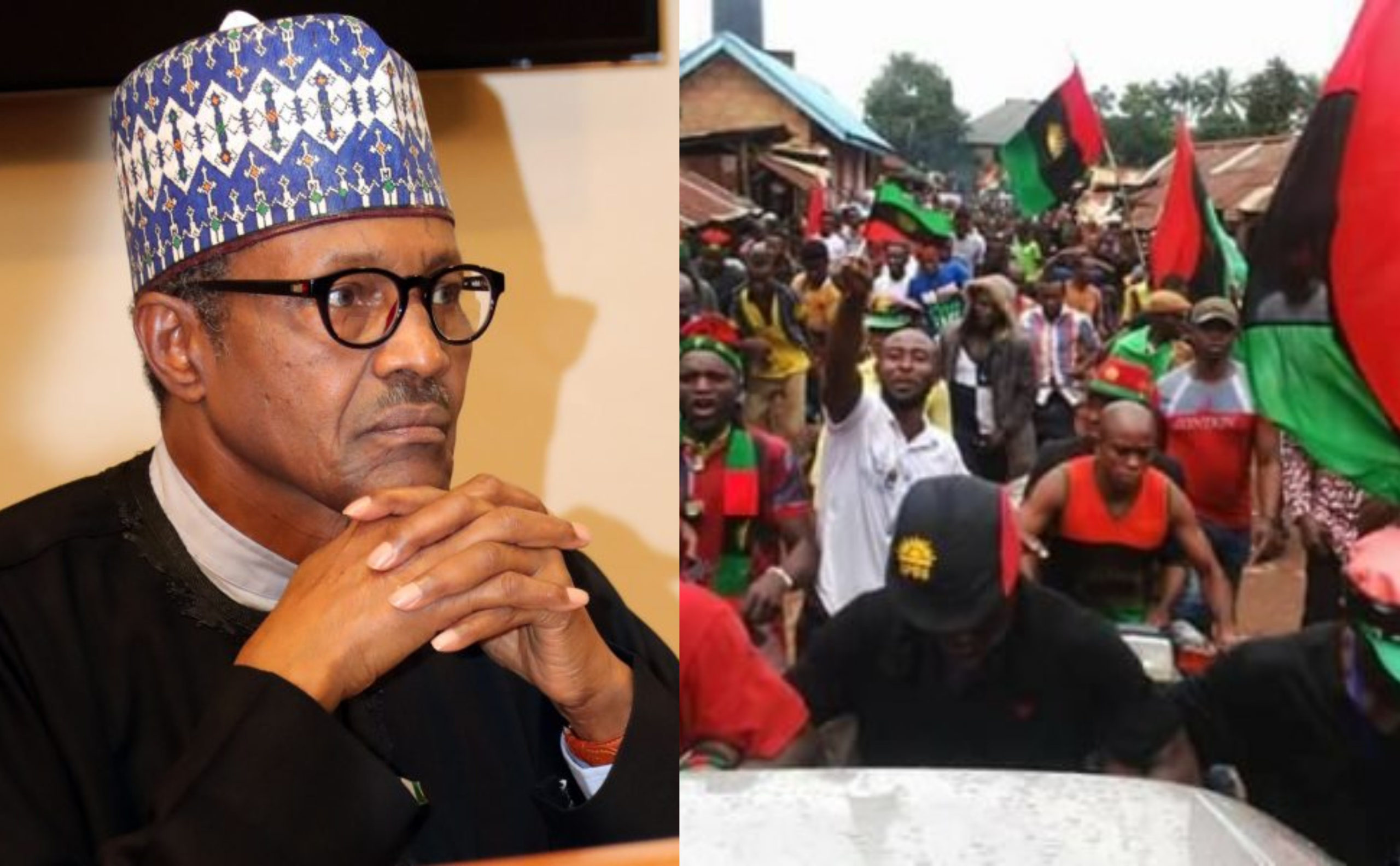 IPOB IS USING CHRISTIANITY TO WAGE WAR AGAINST NIGERIAN STATE – PRESIDENCY