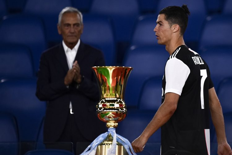 CRISTIANO RONALDO LOSES CONSECUTIVE FINALS FOR THE FIRST TIME