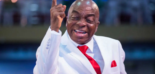 FREEDOM OF WORSHIP IS NO LONGER A CONSTITUTIONAL RIGHT BUT NOW DETERMINED BY SOME PEOPLE' – BISHOP OYEDEPO LASHES OUT ONCE AGAIN