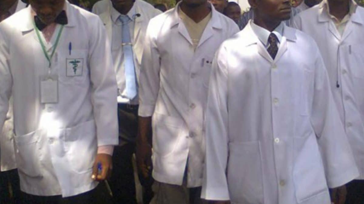 RESIDENT DOCTORS IN NIGERIA THREATEN TO GO ON STRIKE OVER UNPAID COVID-19 ALLOWANCES, OTHERS
