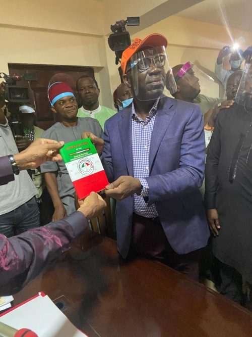 BREAKING: COURT STOPS OBASEKI FROM TAKING PART IN PDP PRIMARY