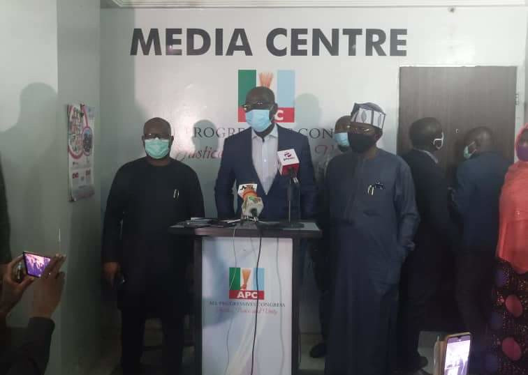 APC LIED, WE ISSUED ONLY ONE CERTIFICATE TO OBASEKI – UI