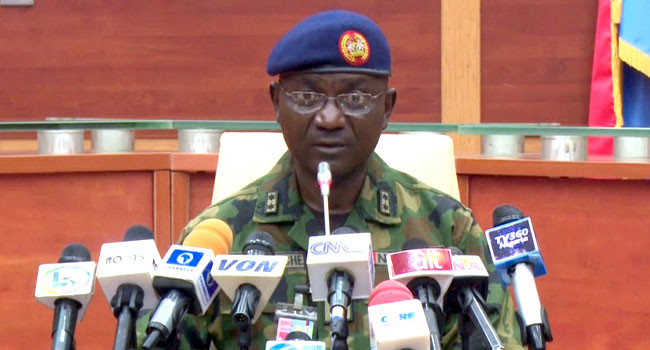 BOKO HARAM INSURGENTS KILLED 81 IN BORNO FOR REVEALING THEIR LOCATION TO SOLDIERS – DEFENCE HEADQUARTERS