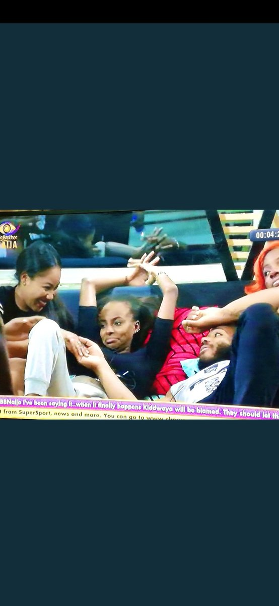 BBNAIJA: FANS SHOW UNDYING LOVE FOR ERICA