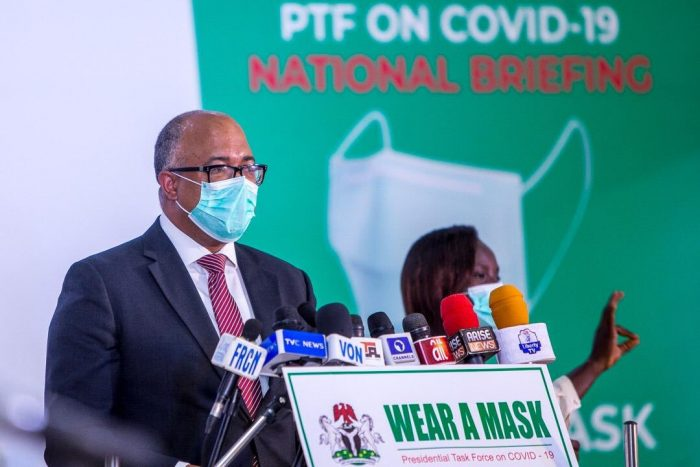 NIGERIA SETS NEW RECORD WITH 790 COVID-19 NEW CASES IN SINGLE-DAY