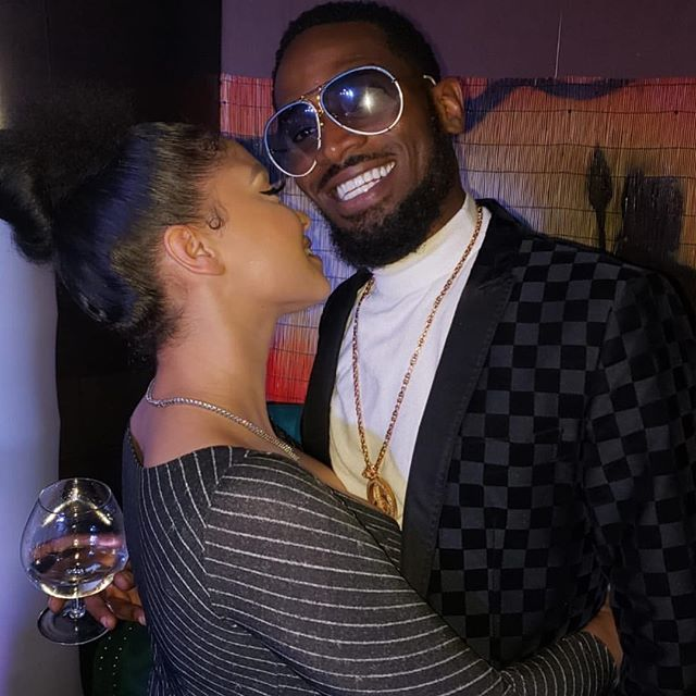 DBANJ CELEBRATES WEDDING ANNIVERSARY WITH DIDI