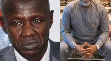 DINO MELAYE RELEASES NEW SONG TO MOCK SUSPENDED EFCC BOSS, IBRAHIM MAGU (VIDEO)