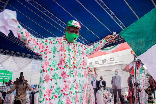 BIG BLOW TO OBASEKI: CAMPAIGN DIRECTOR IYOHA, 2 OTHERS QUIT