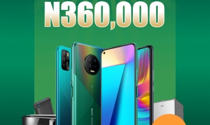 WIN #360,000 IN ENTERTAINMENT ALLOWANCE FOR A WHOLE YEAR – JOIN THE INFINIX STORM X CAMPAIGN OR BUY THE LATEST INFINIX DEVICE
