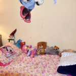POLICE MAKE DISTURBING DISCOVERY IN LITTLE GIRL'S BEDROOM NEXT TO TOYS