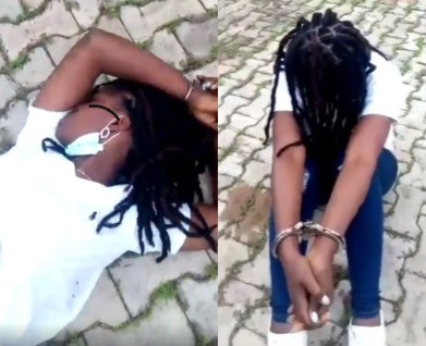 IGP ORDERS INVESTIGATION INTO VIRAL VIDEO SHOWING POLICE OFFICERS HARASSING A FEMALE SUSPECT IN IBADAN