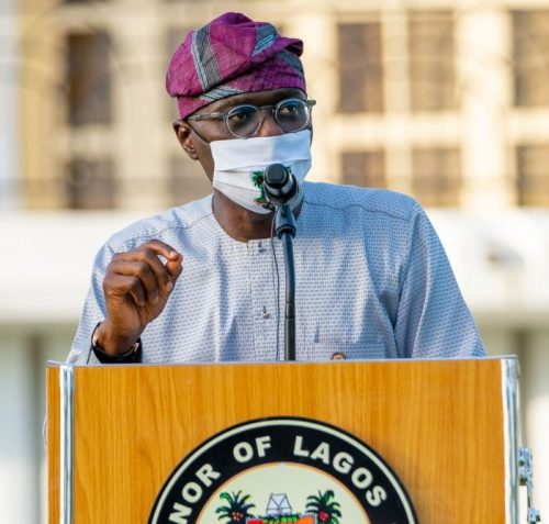 LAGOS TO CHARGE FACE MASK DEFAULTERS TO COURT