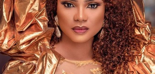 NOLLYWOOD ACTRESS IYABO OJO ACQUIRES NEW HOUSE